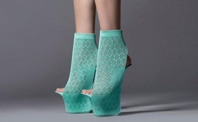 3D-печать обуви