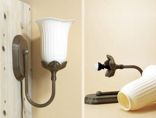 лампы, люстры, 3D-печать, Альтея